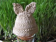 Easter Rabbit Egg Cozy