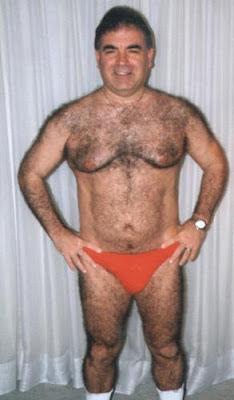 hairy dad - handsome men