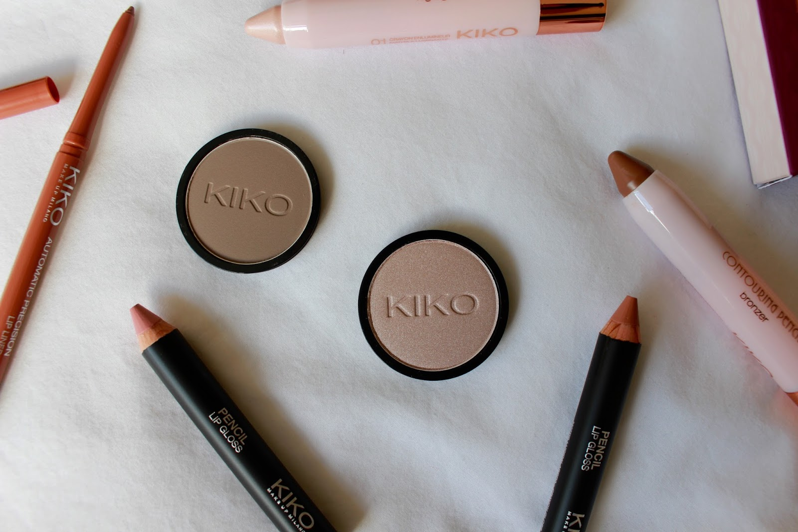 Kiko Cosmetics Haul First Impressions UK