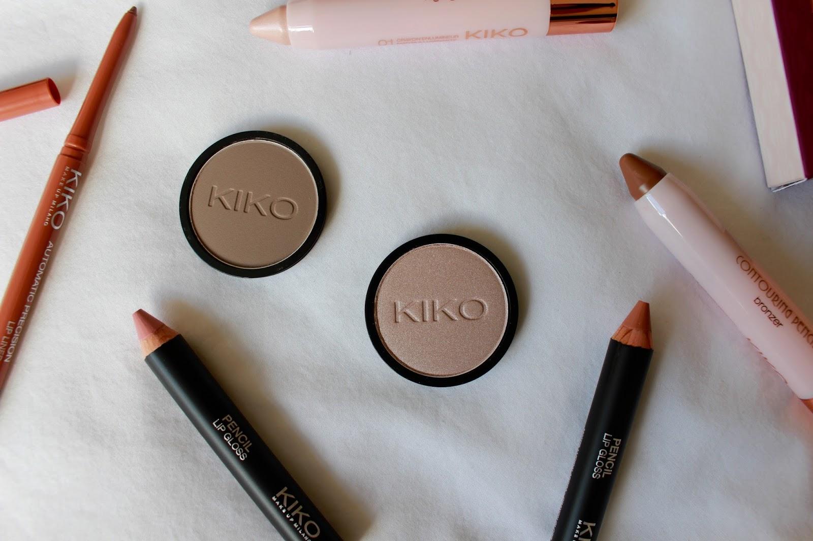Kiko Cosmetics Haul First Impressions UK