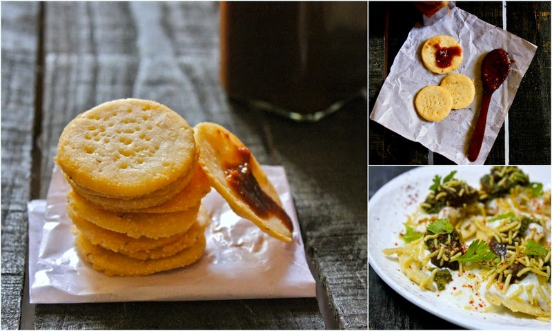 Learn how to make perfectly crunchy homemade Papadi Recipe, the Indian style savoury crackers at home in few simple steps