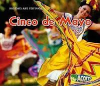 bookcover of CINCO DE MAYO by Rebecca Rissman