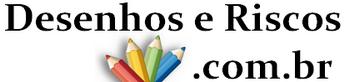 Desenhos e Riscos - Desenhos para colorir