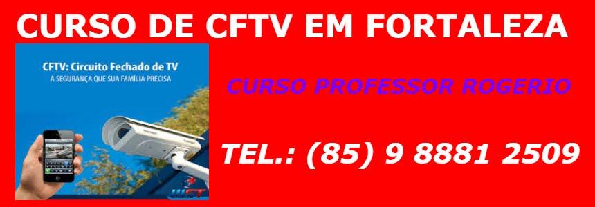CURSO DE CIRCUITO FECHADO DE TV EM FORTALEZA - CFTV
