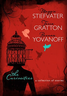 Book Review: The Curiosities by Maggie Stiefvater, Tessa Gratton and Brenna Yovanoff