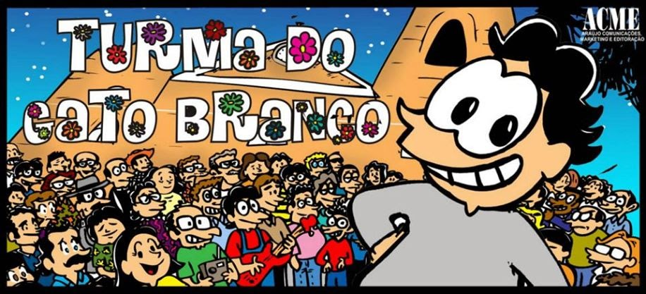 Turma do Gato Branco On Line
