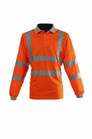 High vis SPF Long sleeve shirt