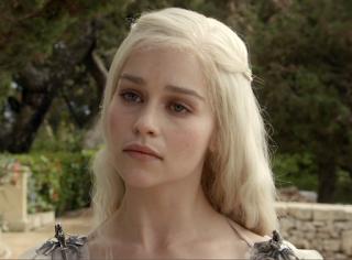 Emilia Clarke wig