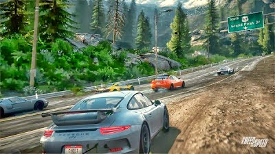 Need For Speed Rivals Game Download Free For PC Full Version