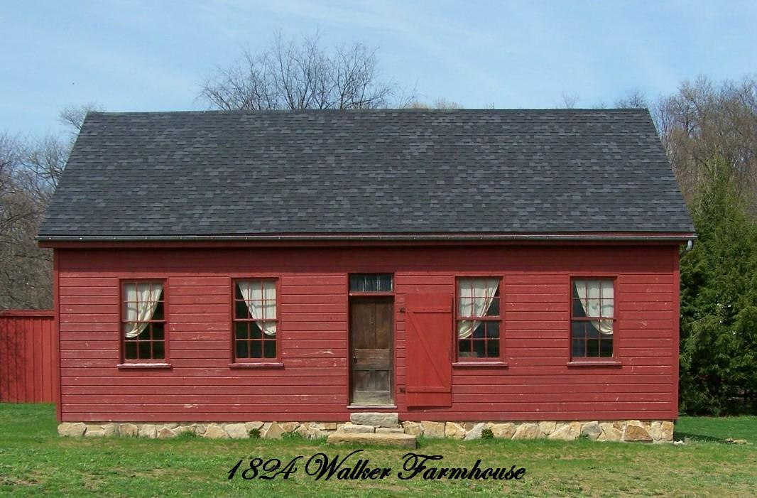 1824 Walker Farmhouse