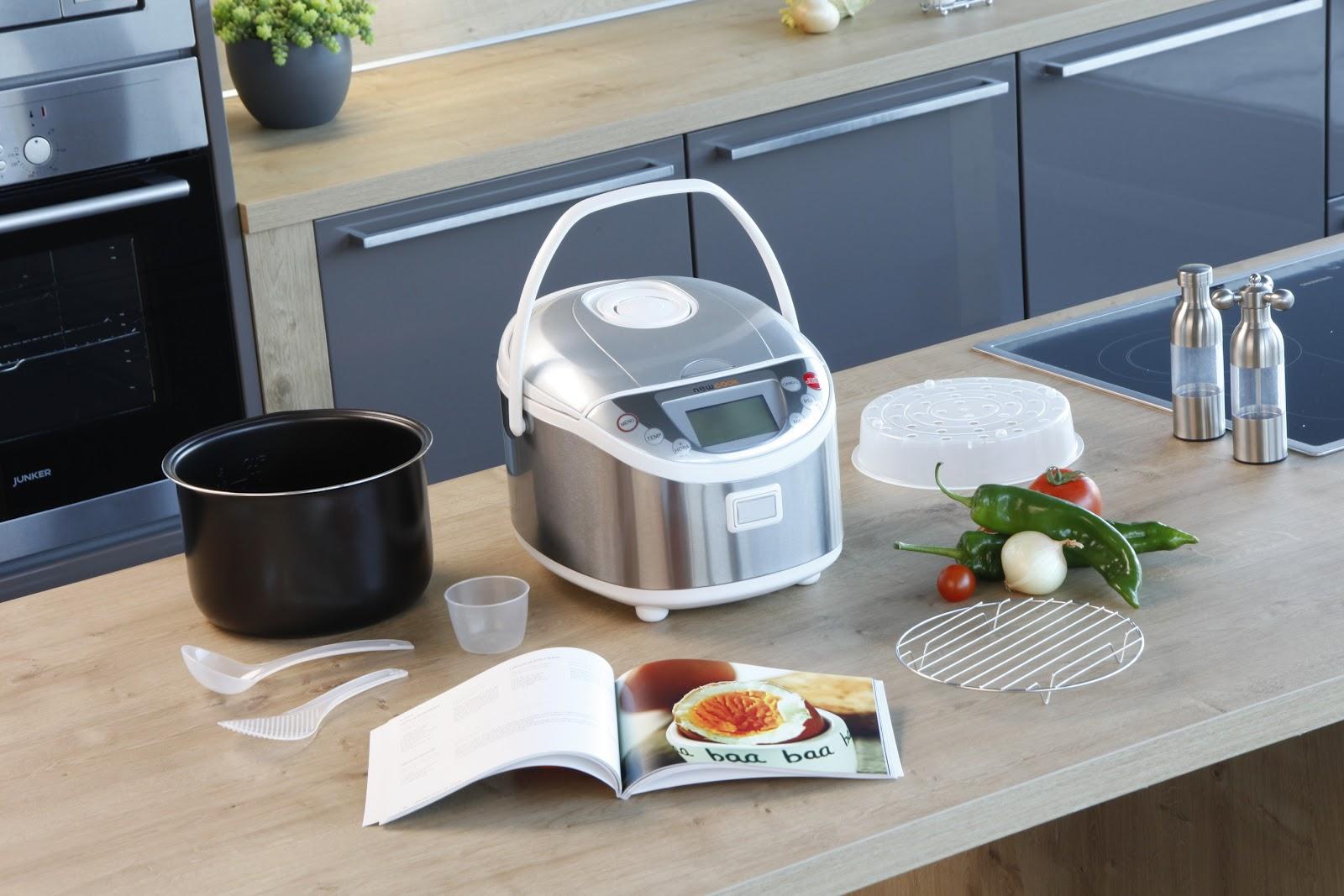 Robot de cocina con voz eo cook - Cocinar con robots de cocina ...