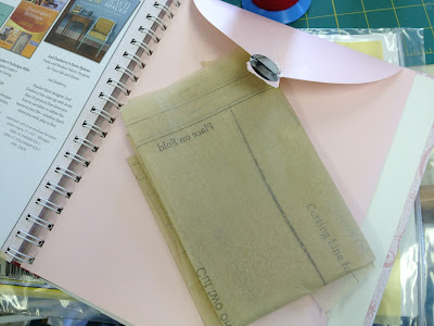 ve got to say, I love that Sew Serendipity is a spiral-bound