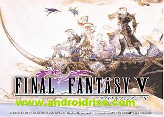 Popular RPG  FINAL FANTASY V Android Game Download,