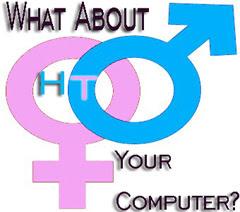computer gender