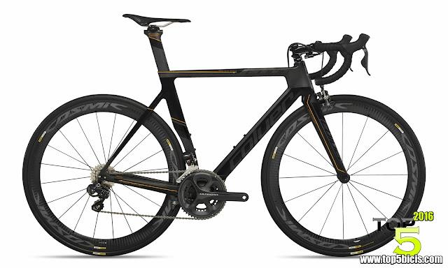 La Coluer CODE 50 es perfecta para un ciclista rodador