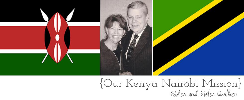 Kenya Nairobi Mission