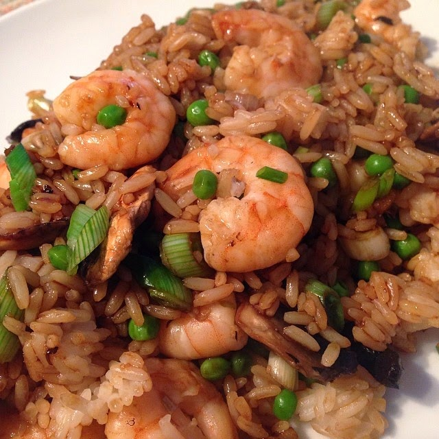 how to prepare king prawns