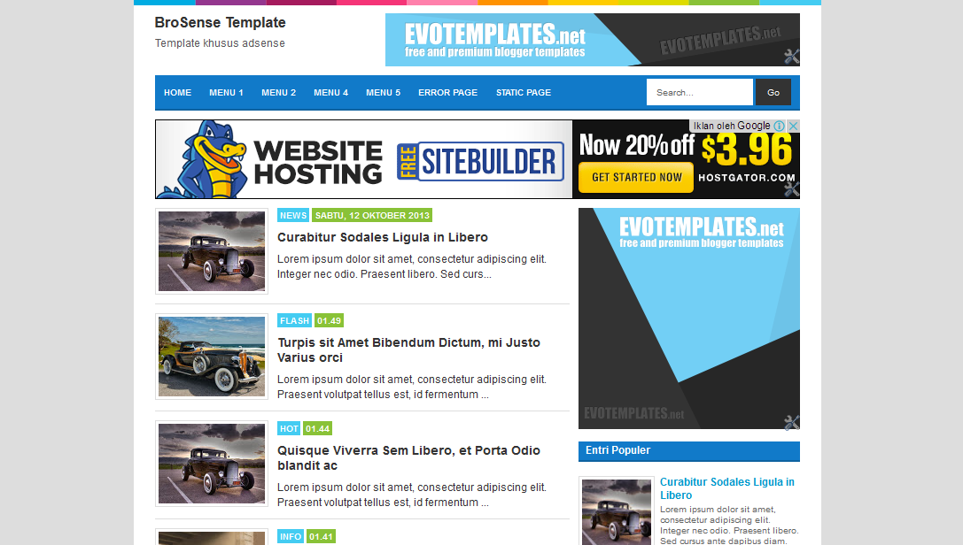 Download Template Blog Seo. 30 best seo blog templates free premium ...
