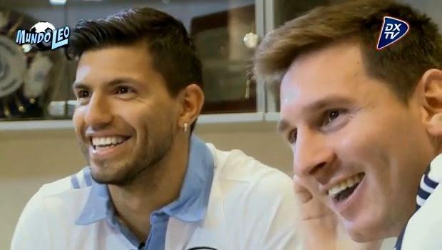 Aguero16 & Messi10