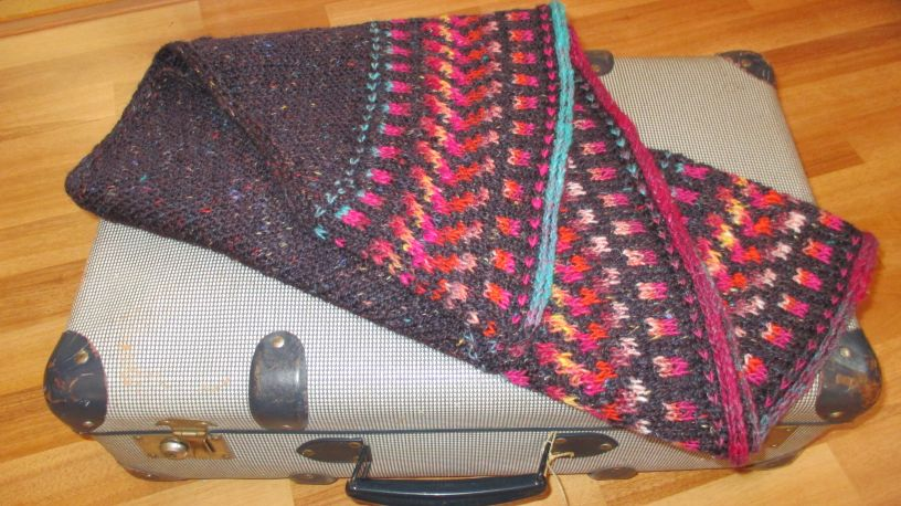 Mozaiek Shawl