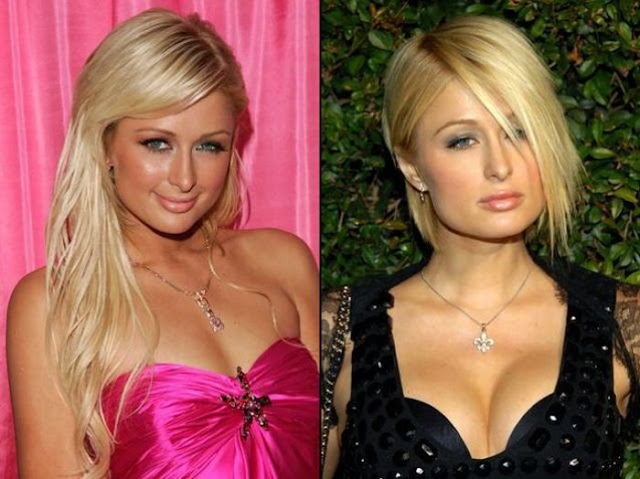 Paris Hilton Antes y Despues