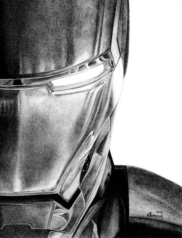 Iron Man Face Picture