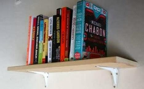 ไอเดียดี ๆ สำหรับ จัดชั้นหนังสือในบ้าน
