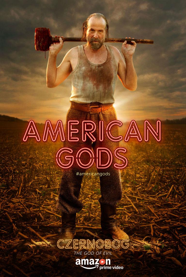 American Gods (2017) Temporada 1 HD 720p Latino