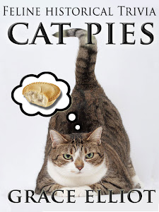 Cat Pies - feline historical trivia.