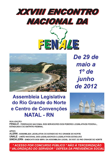 XXVIII ENCONTRO DA FENALE - NATAL/RN