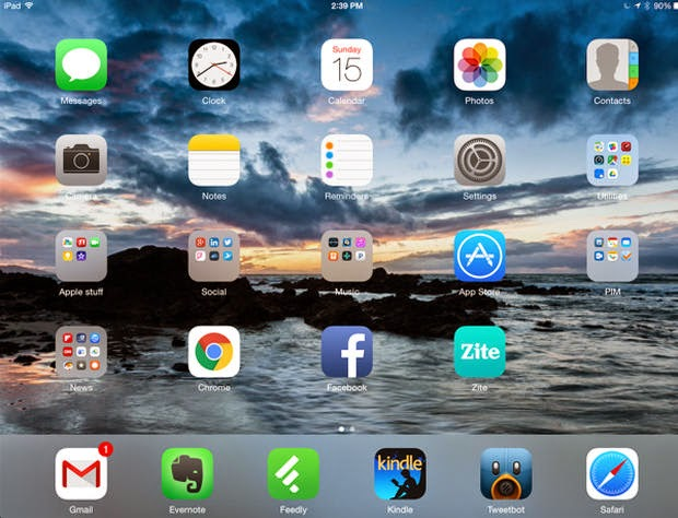 News Apple Product Update : Ten Important And Good iPad Apps For Productivity