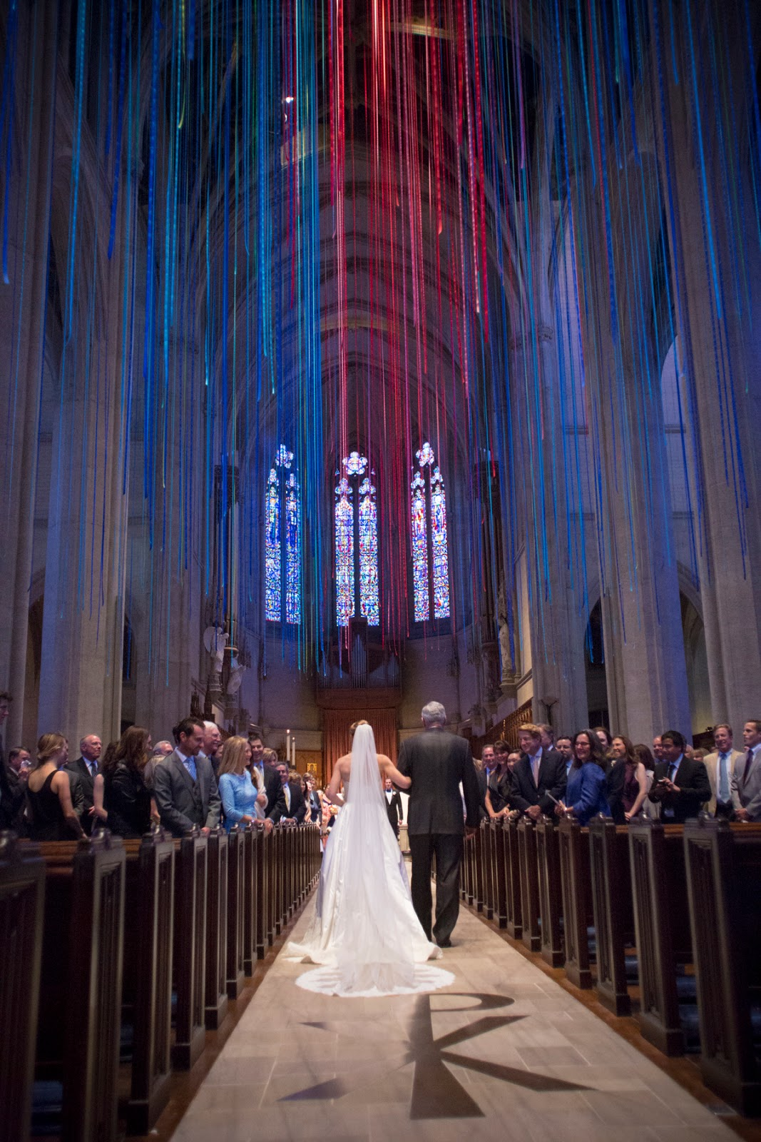 Michelle Walker Photography Grace Cathedral San Francisco Wedding
