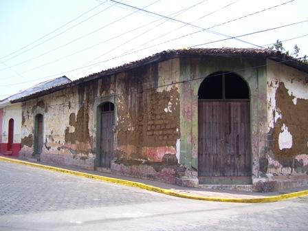 Jose blandino leon nicaragua antiguas casas for Casas viejas remodeladas