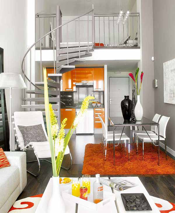 Desain Interior Rumah Trik Menata Desain Interior Rumah Mungil