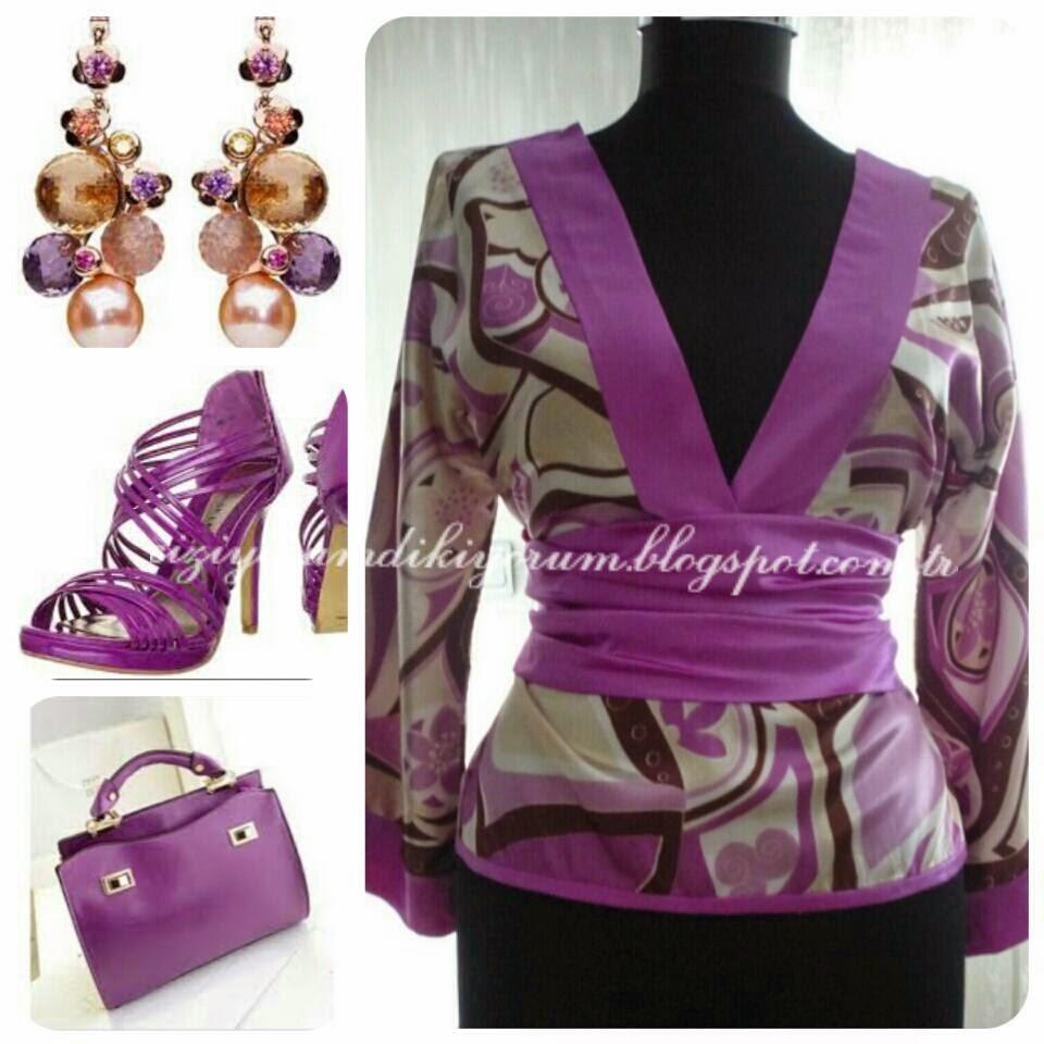 kimono bluz, sewing a kimono, kimono nasıl dikilir?