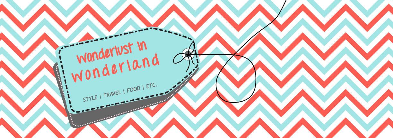 Wanderlust in Wonderland