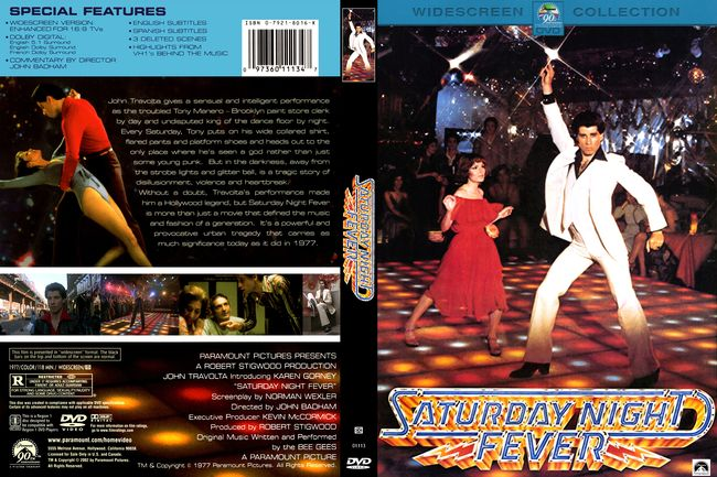 Saturday Night Fever – Latino – DVD9