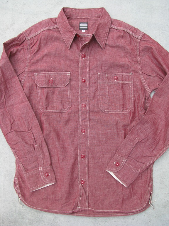 Try the Chambray Work Shirt from Wrangler. This short sleeve, oz. % cotton chambray style features Wrangler's exclusive Looking polished on the job is /5(18).
