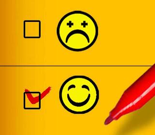 bahagia itu pilihan