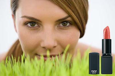 Son môi trang điểm cao cấp dưỡng chất vitamin E  là son môi nổi tiếng của hãng Nee Make up Milano