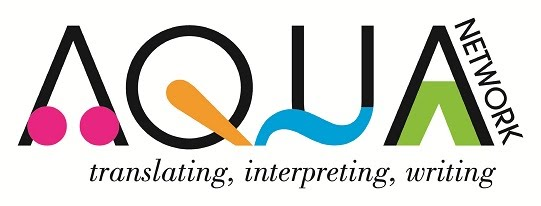 Aqua network: translations, interpreting, writing