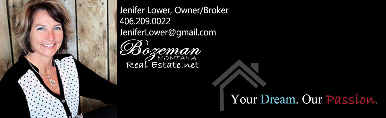 bozeman mt real estate - find an agent - Jen Lower