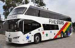 bus from Kuala Lumpur to Singapore