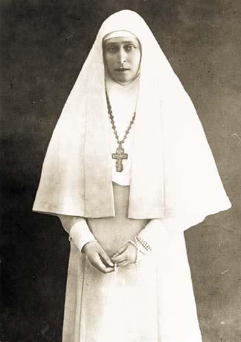 St Elisabeth Fyodorovna