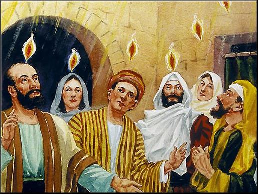 Baca: Kisah Rasul 2:1-47