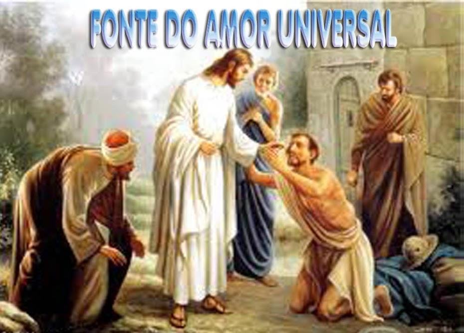 Espiritismo Fonte do Amor Universal