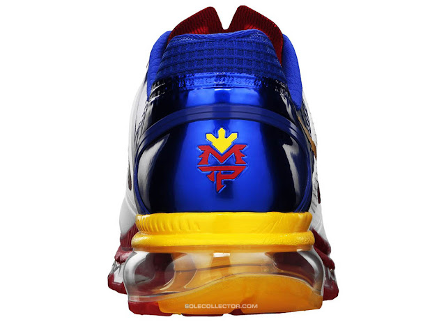 Manny Pacquiao Nike Airmax Trainer