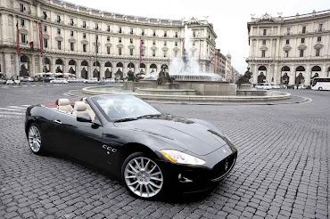 #8 Maserati Wallpaper