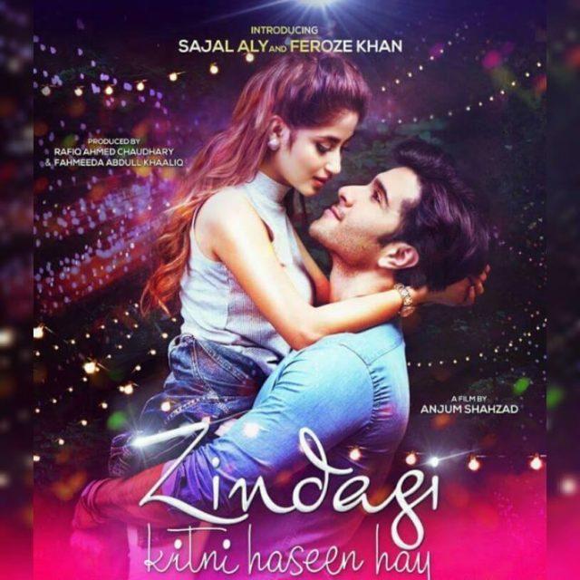 Zindagi Kitni Haseen Hay 2016 Urdu 720p HDRip x264 ESubs