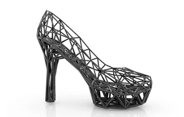 Sepatu Paling Unik dan Aneh - Sepatu Kerangka